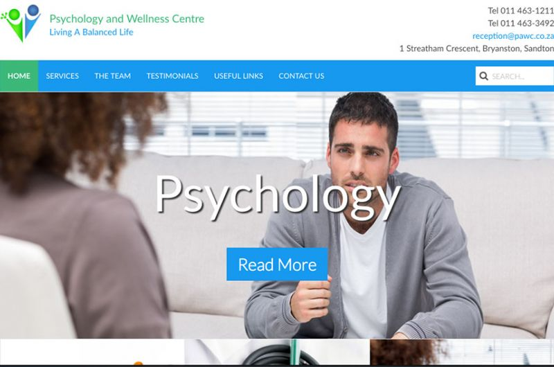 Psychology and Wellness Center