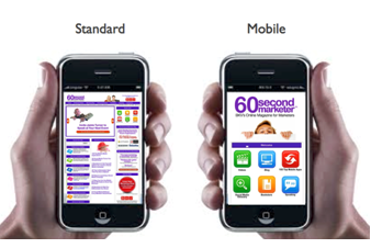 5 reasons to optimise your website design and SEO strategy for mobile
